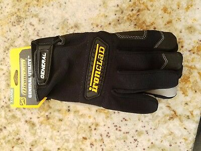 Ironclad General Utility Gloves GUG-05-XL