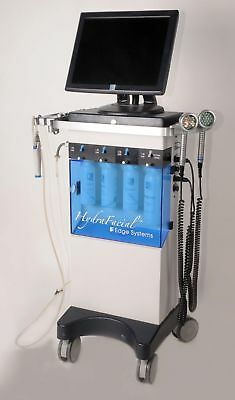 2011 Edge Systems Hydrafacial Microdermabrasion HydroFacial Skin Therapy Hydra