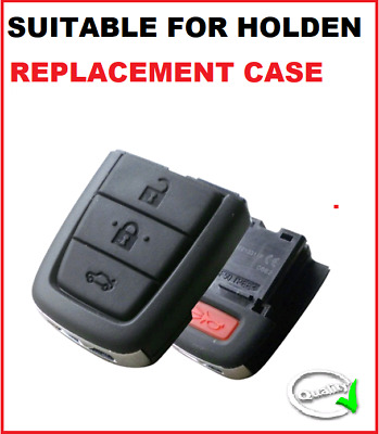 Holden VE SS SSV SV6 Commodore Replacement Key Remote Blank Shell Case SS HSV