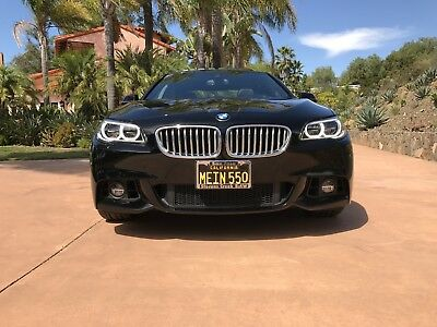 2014 BMW 5-Series  2014 BMW 550i M Sport, Exec, Driver Assist Plus, B&O, Certified, Ext Maintenance