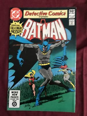 Detective Comics (1937 1st Series) #503 VF Very Fine