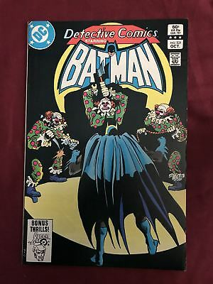 Detective Comics (1937 1st Series) #531 VF Very Fine
