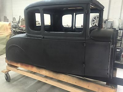 1931 Ford Model A 5 Window Coupe 1931 Ford 5 Window Model A Coupe NEW FRAME lots of work has been completed