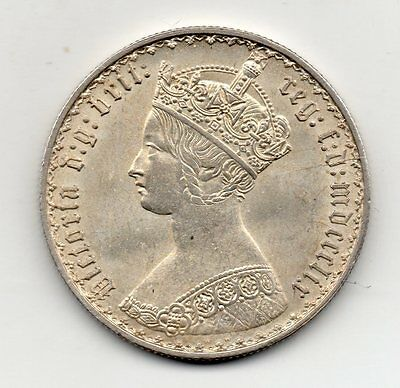 1859 Florin, No Stop After Date