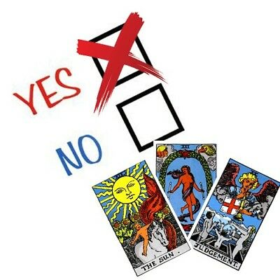 YES or NO Answer Tarot Card Email Reading*
