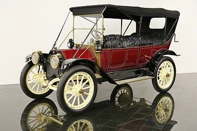 1912 Buick Other Model 29 1912 Buick Model 29 Touring