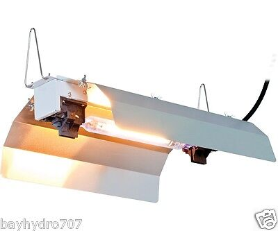 Xtrasun Aluminum Wing Double-Ended Reflector / Hood SAVE $$ W/ BAY HYDRO