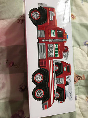 2015 Hess Fire Truck and Rescue Ladder