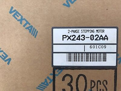 New VEXTA STEPPING MOTOR PX243-02AA