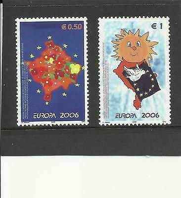 Kosovo, Early Issue Children 2006 Mint Never Hinged