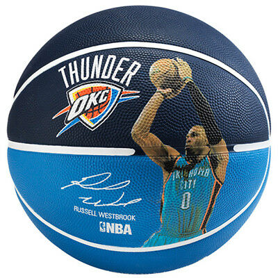 Spalding NBA Player Series Size 7 Basketball - Russell Westbrook