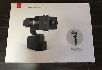 Handheld Stabilizer Sports Action Camera Video Tripods Hd Gimbal YI  3-Axis New