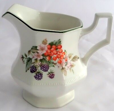 Johnson Brothers Fresh Fruit Creamer Made in England