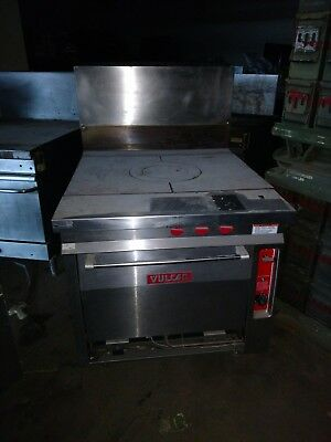 Vulcan Heavy Duty commercial Hot Top Range