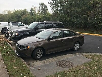 2014 Volkswagen Jetta  2014 vw jetta automatic very low miles only 24k miles