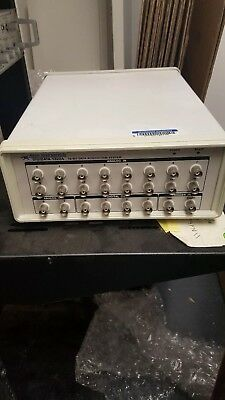 Axon Instruments Digidata 1320A 16-Bit Data Acquisition System used