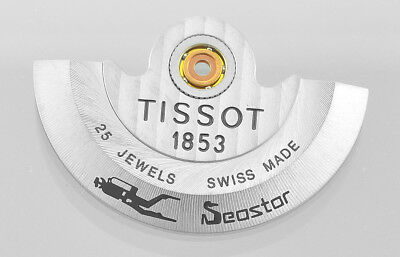 Original TISSOT 1853 Seastar Swiss ETA 2824 25 Jewell Rotor