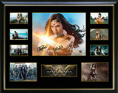 Wonder Women Limited Edition Memorabilia