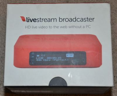 LiveStream Broadcaster LSB100 HD Video livestreaming encoding device