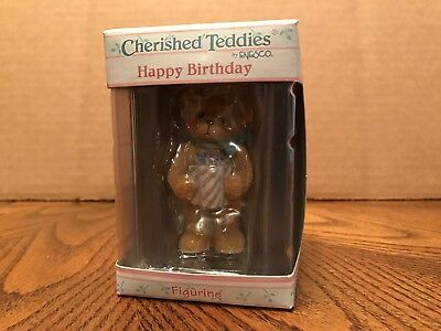 Enesco Cherished Teddies Happy Birthday  100959
