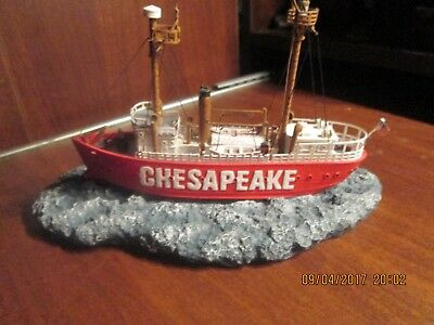 Lightship Chesapeake, Great Ships of the World
