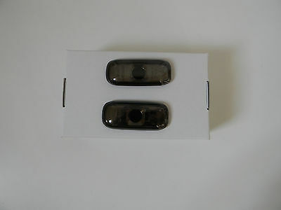 Audi A6 C5 1997->,A4 1999-2001,A8 1994-2002 Side marker Light PAIR CLEAR SMOKE