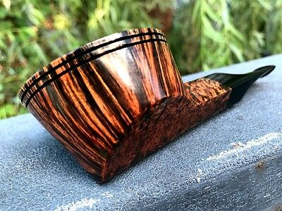 Huge Stone pipe, Briar wood pipe---- unsmoked