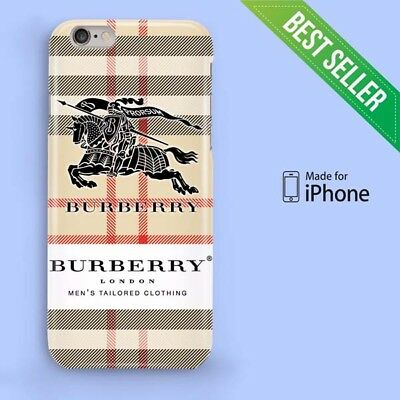 High Quality Design Burberry For iPhone Case and Samsung Galaxy Case Cover