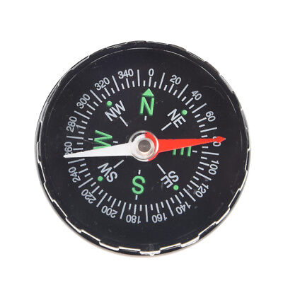 Durable Black Oil Filled Compass Excellent for hiking, camping and outdoor D9E5