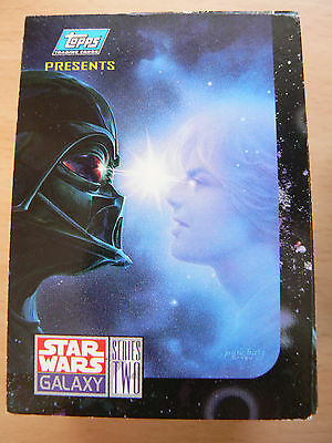 ** Topps Star Wars Galaxy Trading Cards Series 2 **