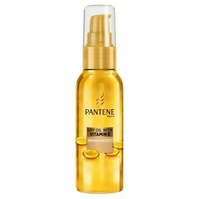 Pantene Pro V Repair & Protect Dry Oil With Vitamin E 100ml Free Uk Postage