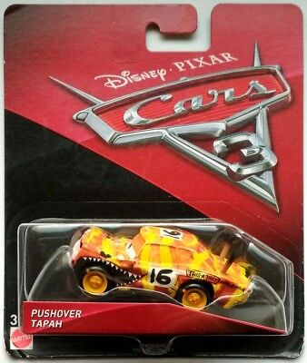 Disney Pixar Cars PUSHOVER 1:55 NiB