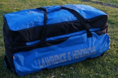 Lawrence & Hendricks cricket wheel bag