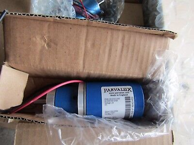 New Parvalux 24v DC Geared Electric Motor Planetary Gbox 483RPM PM45-68-0012