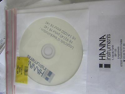 Hanna Instruments HI141000 Data Logger Software - T&M 4207823