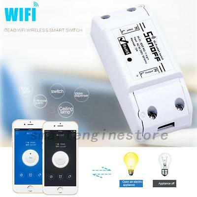 Home WIFI Wireless Remote Control Switch Socket Timer for Android/IOS New