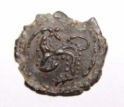 Early Medieval Anglo Saxon Bronze Coin  c. 715-720. AD