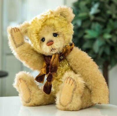 CHARLIE BEARS Butty SJ5585B from the Isabelle Lee Collection Limited 226 of 400
