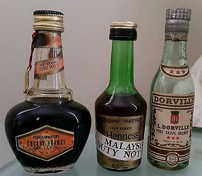 Collectable Minis, Hennessy + More