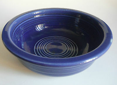 Homer Laughlin / FIESTA / Vintage Bowl 4 ¾ / Cobalt