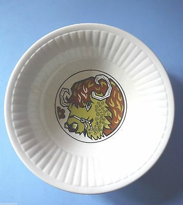 ENGLISH IRONSTONE / Beefeater Series / Soup or Cereal Bowl (F)