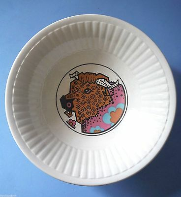 ENGLISH IRONSTONE / Beefeater Series / Soup or Cereal Bowl (C)