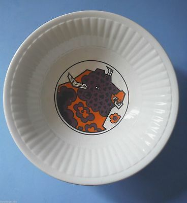ENGLISH IRONSTONE / Beefeater Series / Soup or Cereal Bowl (B)