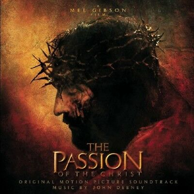 Audio CD - Movie Soundtrack - The Passion of the Christ - Mel Gibson - Ron Allen