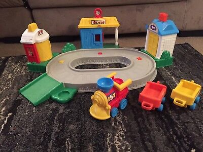 Fisher Price Musical Train Track