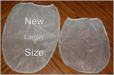 4 x Large Pool Filter Nets - Brilliant Quality