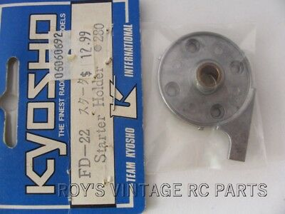 Kyosho FD22 Starter Holder - Peugeot 405 / Ford RS-200 Vintage