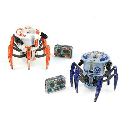 Hexbug Battle Spider Fight With Light 477-3063 Assorted Colours One Spider Only
