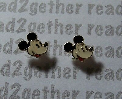Disney Mickey Mouse Head Earrings