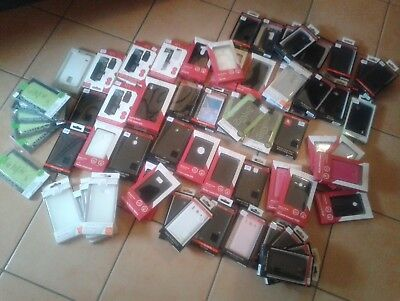 Lotto stock cover varie modello Samsung iphone LG Sony htc nokia offerta